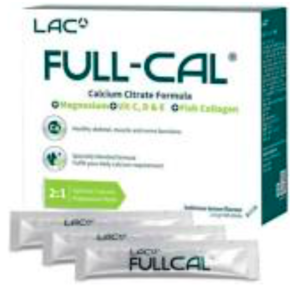 GNC 健安喜_LAC Full-Cal優鎂鈣