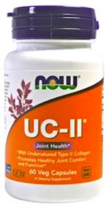 NOWFOOD_UC-II_非變性膠原蛋白_關節保健食品