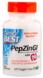 Doctor's Best, 鋅-左旋肌肽複合物,含 PepZin Gl_胃炎保健品_肌肽鋅