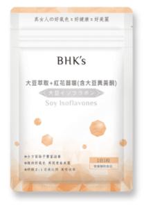 BHK's_大豆萃取+紅花苜蓿_更年期保健食品
