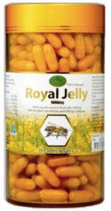 Ecolife 綠生活 澳洲原裝進口_天然高濃縮 蜂王乳漿_更年期保健食品
