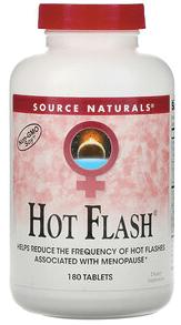 Source Naturals, 黑升麻片劑_女性更年期適用_更年期保健食品